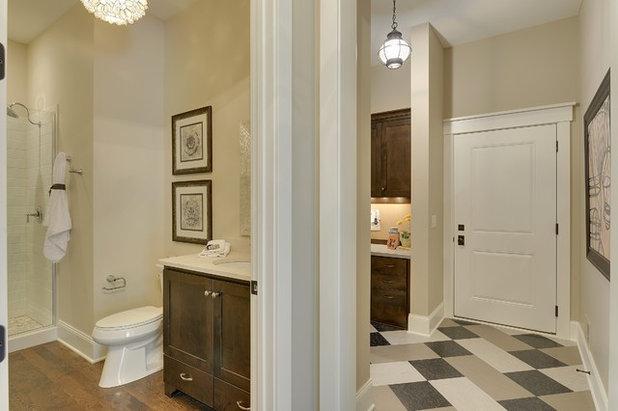 Traditional Bathroom by Highmark Builders