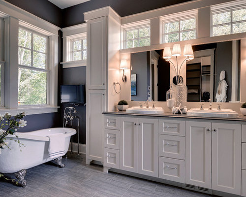 bathroom design ideas pictures 3 239 traditional bathroom with a claw foot tub design 15855
