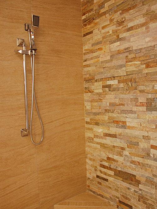 Salle de bain avec un placard porte persienne photos for Avis de homeplans com