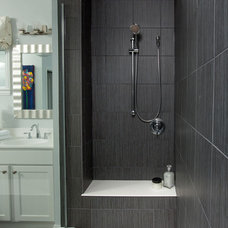 Contemporary Bathroom by Compass Homes