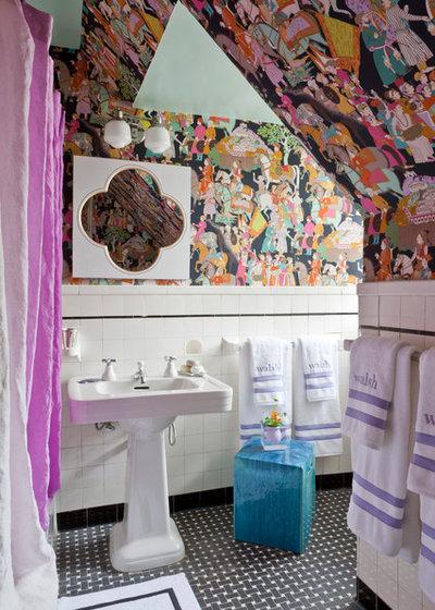 Contemporary Bathroom by DC Design House