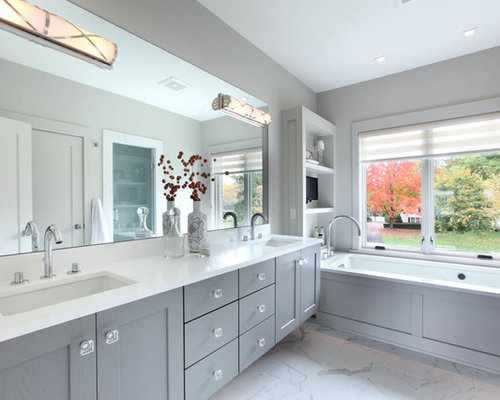 White Porcelain Tiles Home Design Ideas Pictures Remodel And Decor