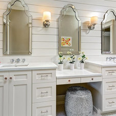 Traditional Bathroom by Clark & Co Homes