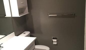 2015 Bluebird Bathroom