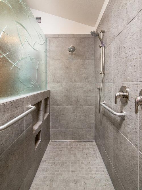 Medium sized contemporary bathroom design ideas for Award winning small bathroom designs