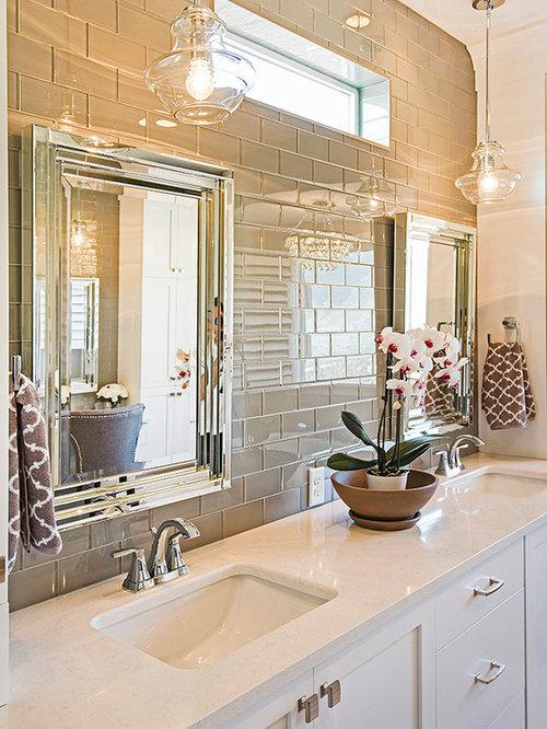 Best shabby chic style salt lake city bathroom design for Bath remodel salt lake city