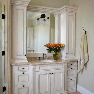 2015 photos, Master Bath Vanity, Brookhaven