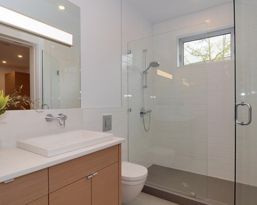 Scandinavian vancouver bathroom design ideas remodels for Bathroom ideas vancouver