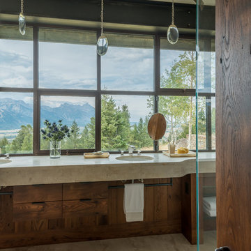 2016 Mountain Living House Of The Year Master Bath