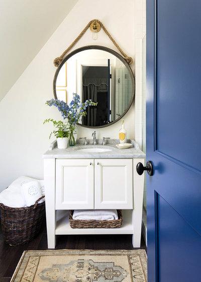 Traditional Bathroom by Wellborn Cabinet, Inc.