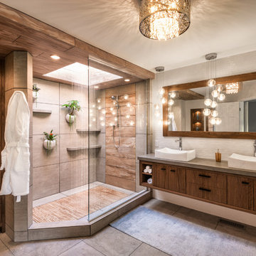 2018 NARI CotY Award-Winning Bathroom