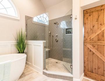 2020 NARI CotY Award-Winning Bathroom