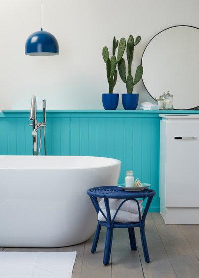 Bathroom by Resene