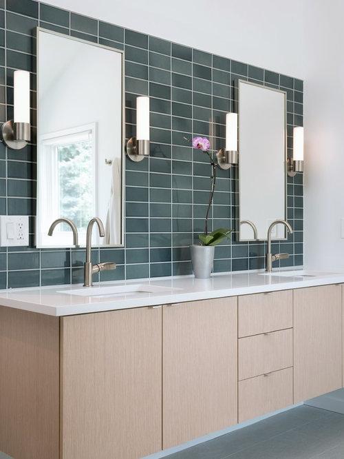 contemporary bath design ideas, pictures, remodel & decor
