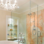 Waterfront Estate Traditional Bathroom Vancouver