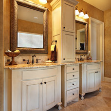 Traditional Bathroom by Canyon Creek Homes, LP