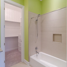 Traditional Bathroom by Provenance Realty Group