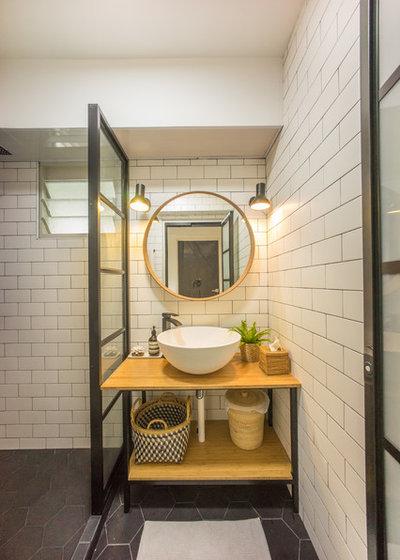 Contemporary Bathroom by Team Interior Design