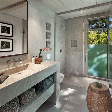 21st Century Redwood Contemporary