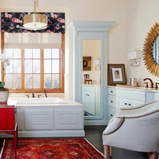Traditional Bathroom by Andrea Schumacher Interiors