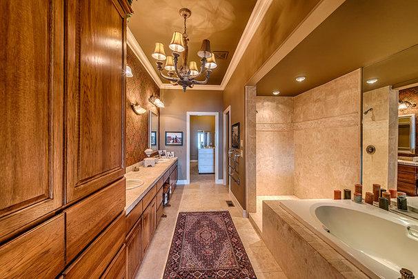 Traditional Bathroom by John L Scott Anacortes