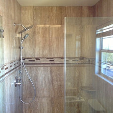 Traditional Bathroom by Marble Expo