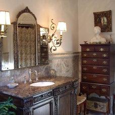 Traditional Bathroom 2340 Bohicket Road