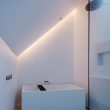 Contemporary + Modern Bathrooms