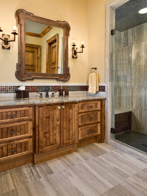 Rustic Bathroom Cabinets Ideas, Pictures, Remodel and Decor