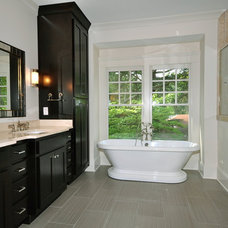Traditional Bathroom by Thrive Homes, LLC