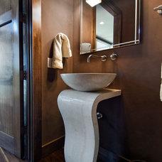 Asian Bathroom by Teri Fotheringham Photography