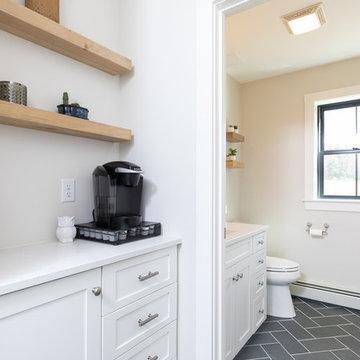 3 Bedroom Farmhouse Custom Cape