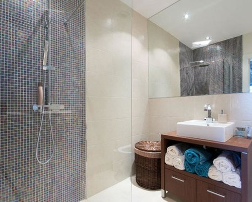 Glasgow Bathroom Design Ideas Renovations Photos With Ceramic Tiles