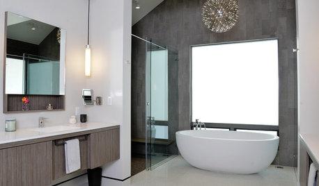 Indretningsarkitektens 5 tips til belysning på badeværelset