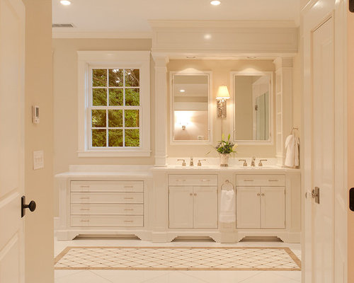Bathroom Cabinets Floor To Ceiling white vanity | houzz