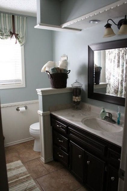Traditional Bathroom by 320 Sycamore