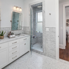 Traditional Bathroom by WSD Homes