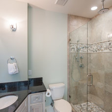 Beach Style Bathroom by Coldwell Banker United, Realtors