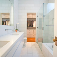 Contemporary Bathroom by Todd Davis Architecture