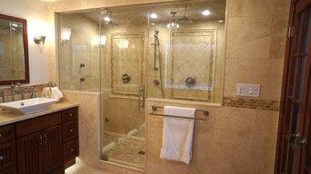 36 Sqft Steam Shower!