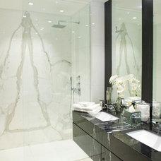 Contemporary Bathroom by CID Interieur