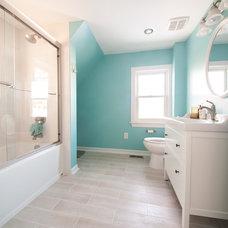 Contemporary Bathroom by Jason-Esposito.com