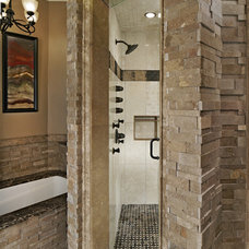 Traditional Bathroom by Dallas Renovation Group