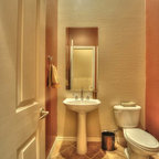 Safari bathroom remodel traditional bathroom los - Bathroom renovation order of trades ...