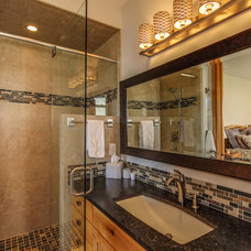 Contemporary Bathroom by Travis Knoop Photography