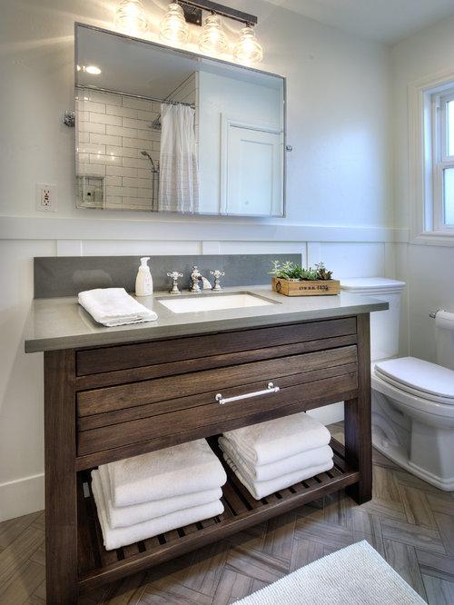 Rustic Bathroom Ideas Photos With An Alcove Bath