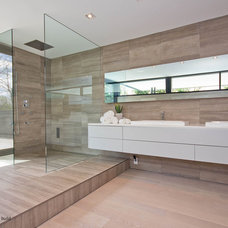 Modern Bathroom by Element Design Build Inc.