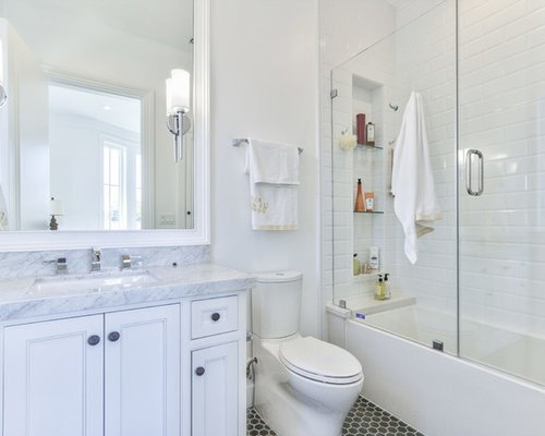 Traditional Bathroom Tile Ideas traditional bathroom ideas, designs & remodel photos | houzz