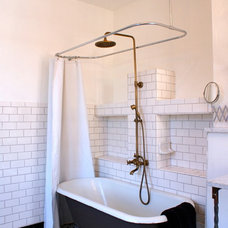 Industrial Bathroom by Regent Penn