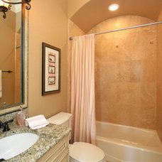 Traditional Bathroom by McNally Construction